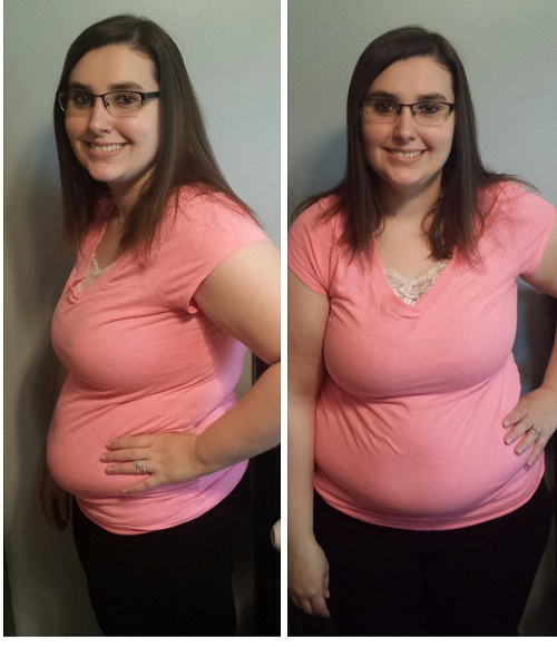 Today at 199.2 pounds, almost 6 months post-partum.