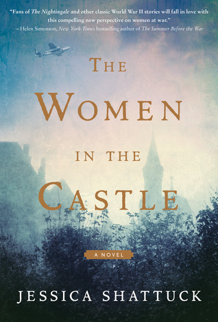 women in castle