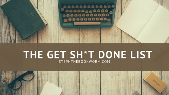 Get It Done List-1